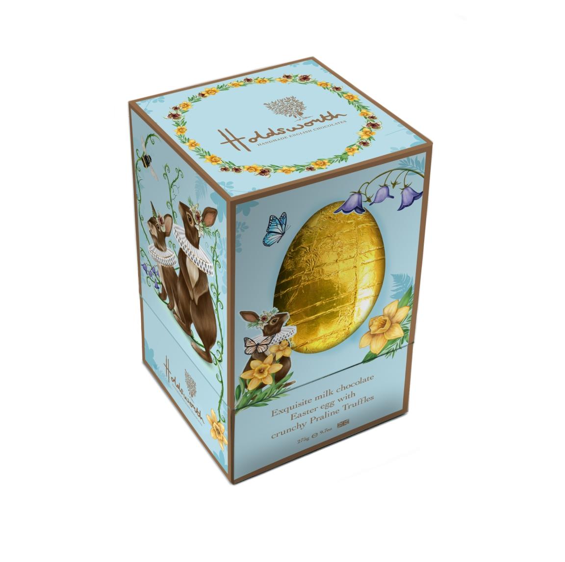 Crunchy Praline Adult Egg